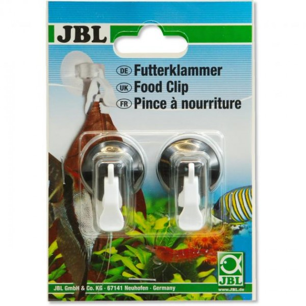 JBL Futterklammer