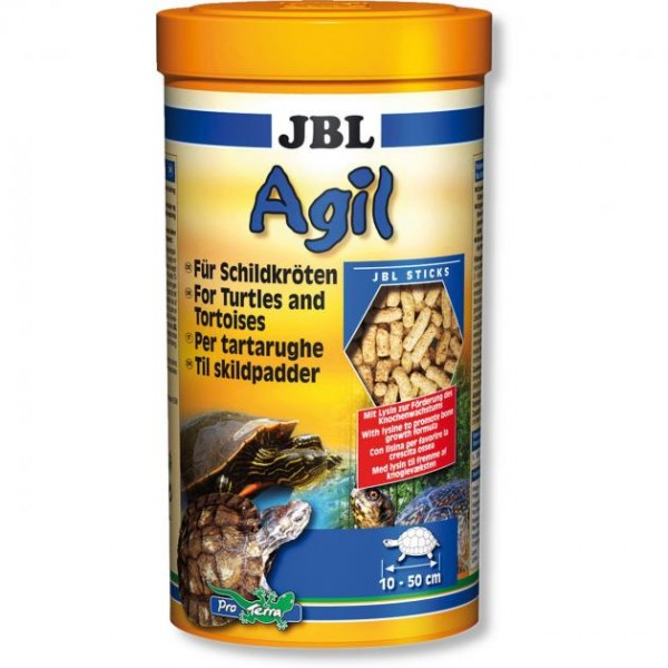 JBL Agil Hauptfuttersticks 400g